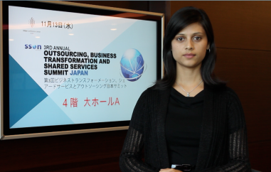 Business Transformation and Shared Services Summit Japan