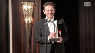 Steve Crane wins 2013 Entrepreneur of the Year Award